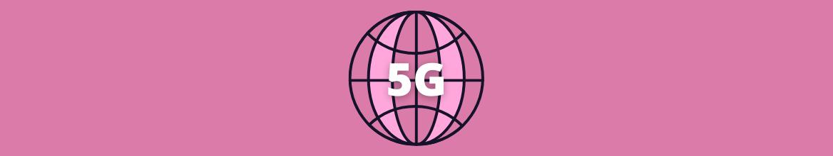 ¿Por qué es el 5G mucho más rápido que el 4G?