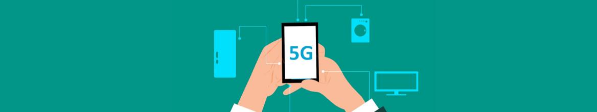 Lanzamiento de la red 5G en España