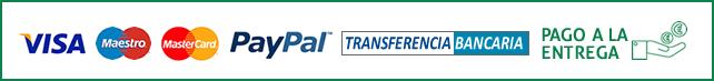 Formas de pago - Repetidor GSM